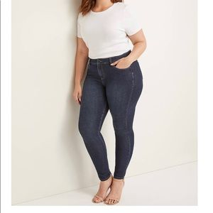 Lane Bryant Ultimate Stretch Skinny Plus Jeans